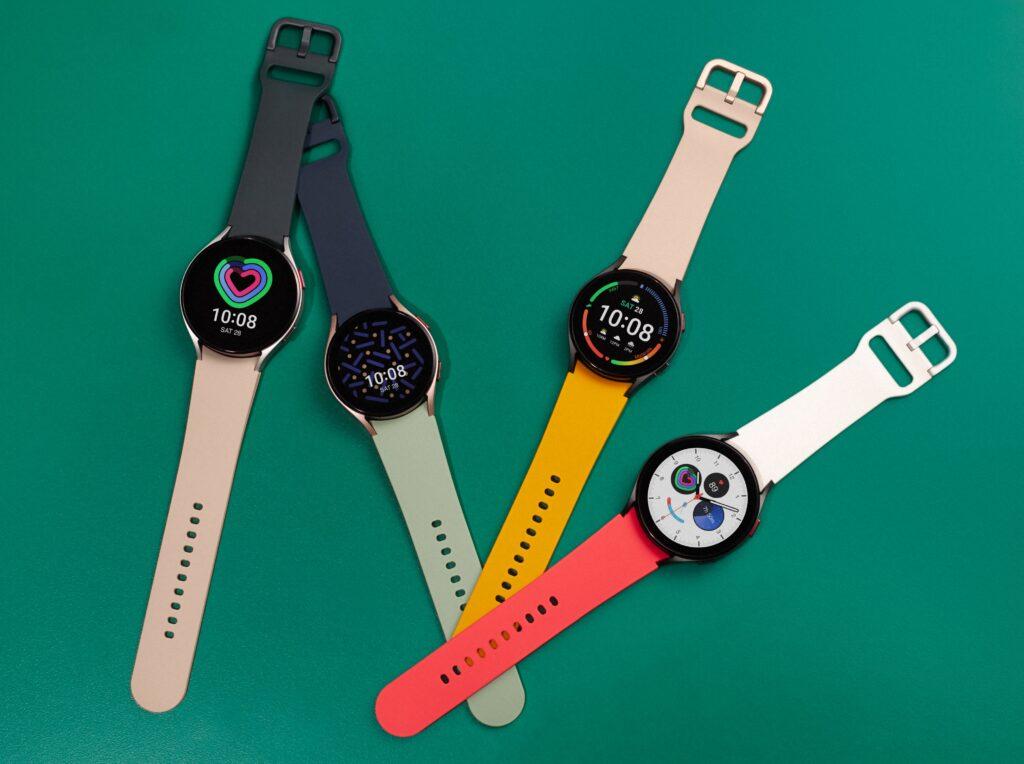 Galaxy watch4 ganha duas versões em parceria da samsung com google