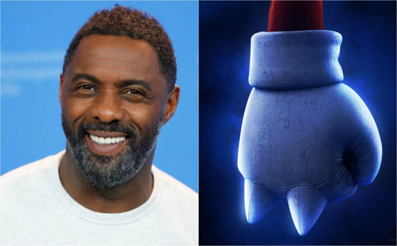 Idris elba será knuckles em sonic 2: o filme