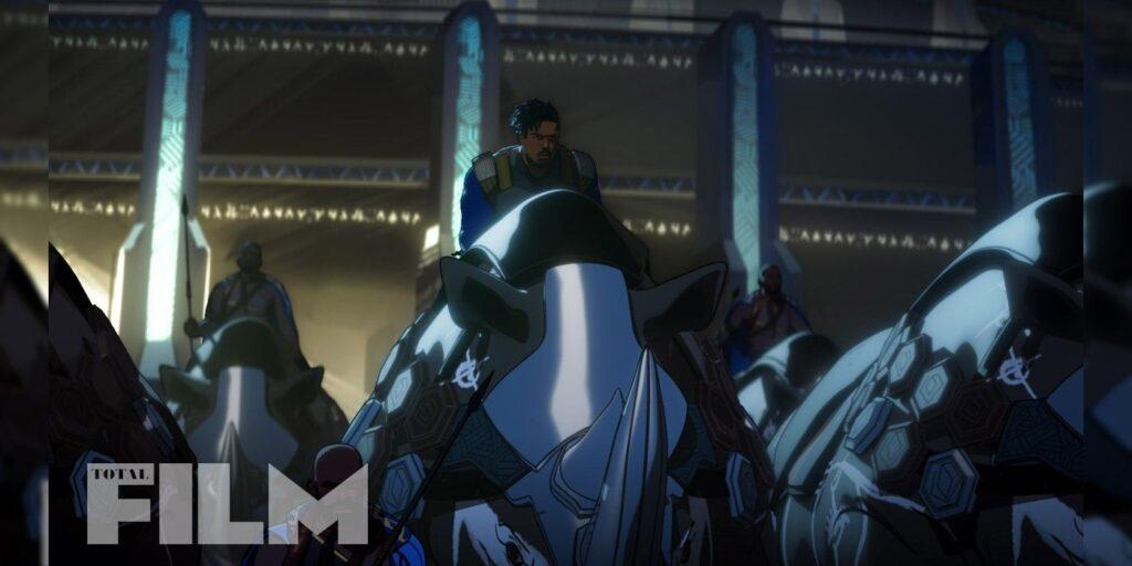 Killmonger comanda o exército de wakanda