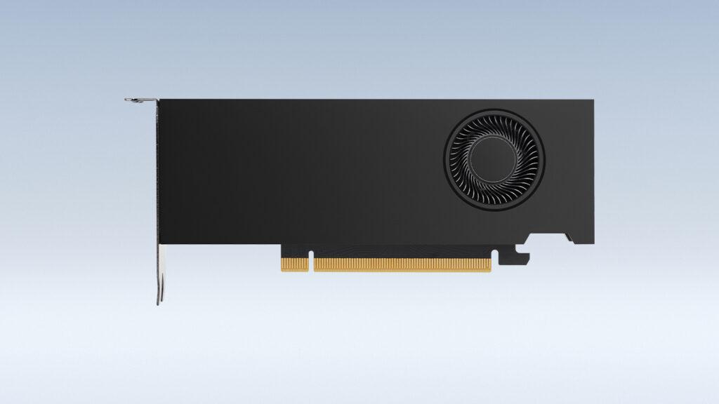Nvidia rtx a2000 leva o ray tracing a workstations de pequeno formato