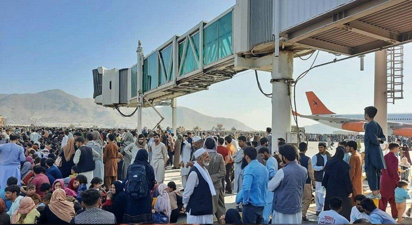 Proteger afegãos contra o talibã