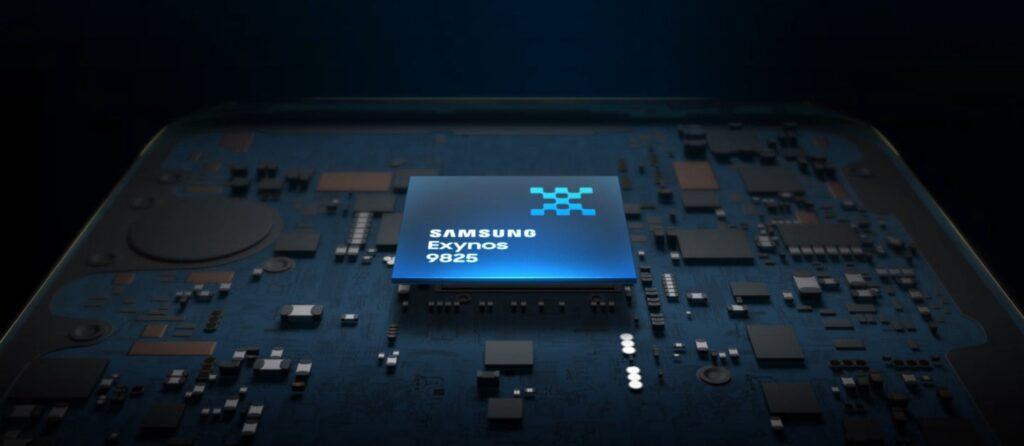Chipset exynos 9825 do m62