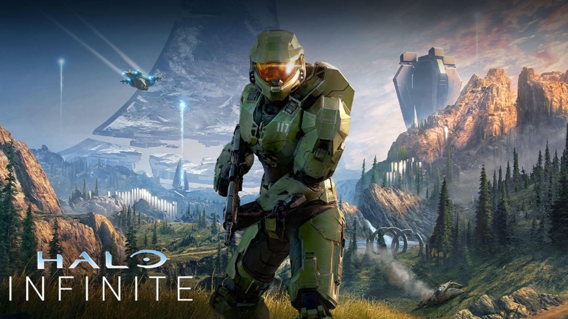 Halo infinite e horizon forbidden west na gamescom 2021: veja tudo que rolou no evento!