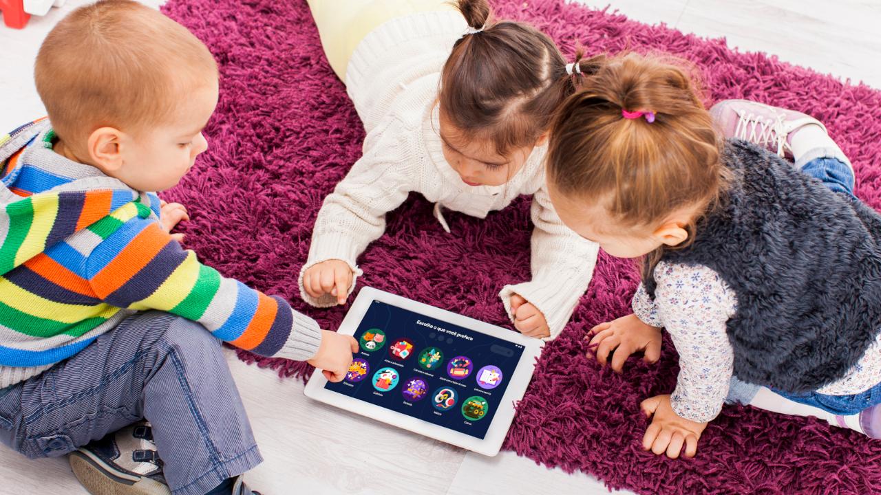Google kids space chega ao brasil com o tablet multilaser m8 4g. Kids space, a interface focada no uso de tablets por crianças, chega ao brasil no tablet multilaser m8 4g. , fruto da parceria entre google e multilaser.