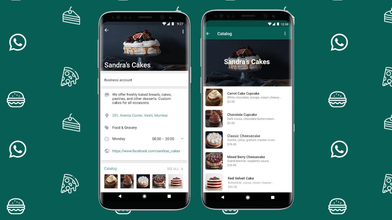 Como criar um catálogo no whatsapp business