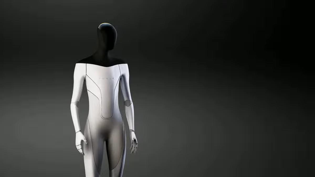 Elon musk apresenta o tesla bot, robô com tecnologia dos carros da tesla