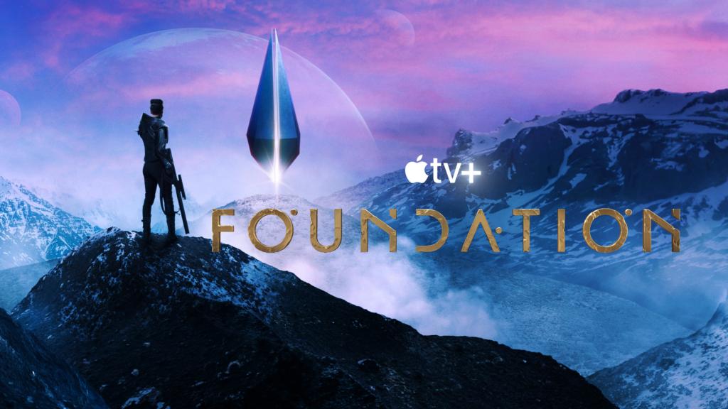 Filmes e séries da apple tv: fundação (foundation)