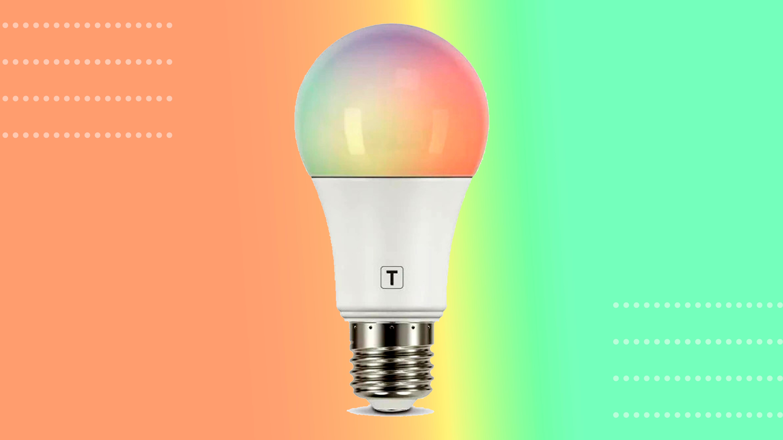 Lâmpada de led smart tramontina imagem destacada