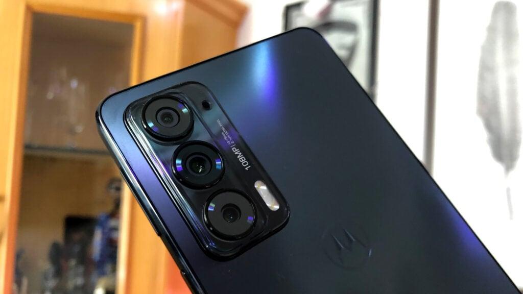 Conjunto de câmeras