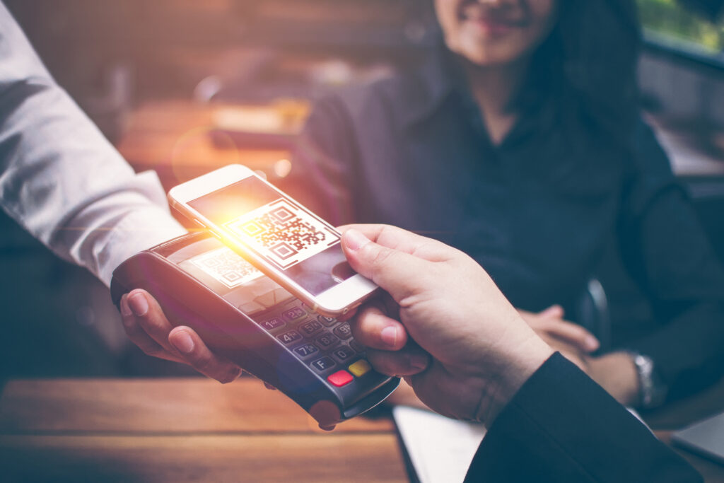 O qr code se tornou um dos meios de pagamento por aproximação mais famosos do mundo