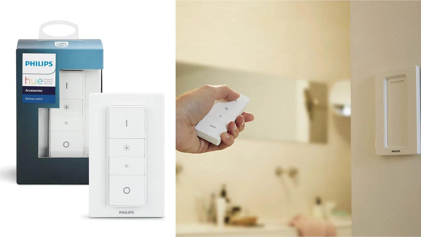 Review: philips hue dimmer switch é ideal para controlar a intensidade de suas lâmpadas. O interruptor inteligente da philips permite o controle da intensidade de todas as luzes conectadas a hue bridge, mas será que vale a pena? Confira em nossa análise