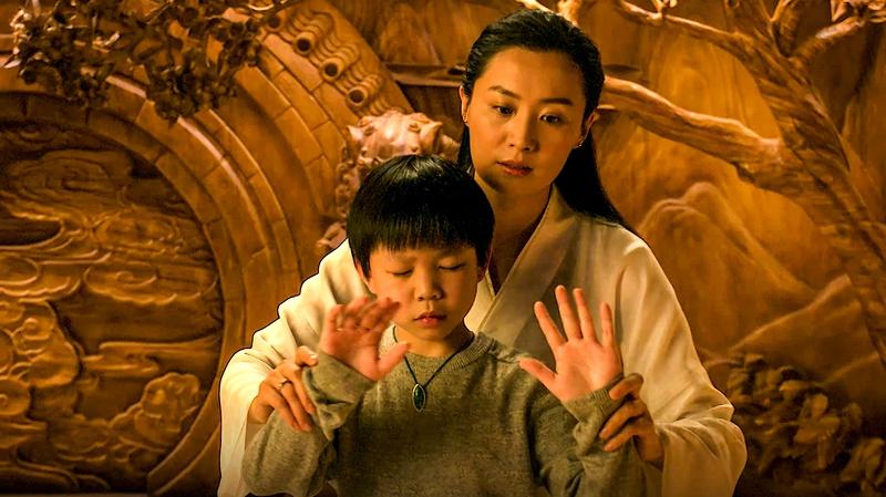 O elenco de shang-chi e a lenda dos dez anéis