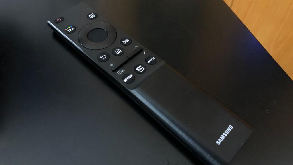 Controle remoto samsung m5