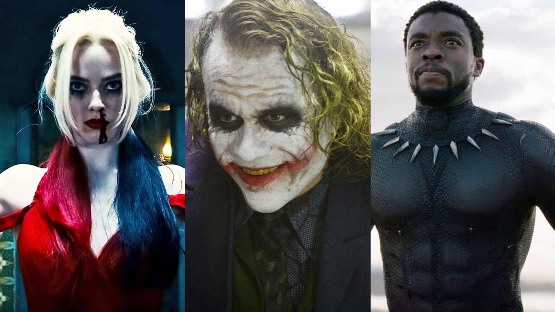 Os 50 melhores filmes de super-heróis de todos os tempos