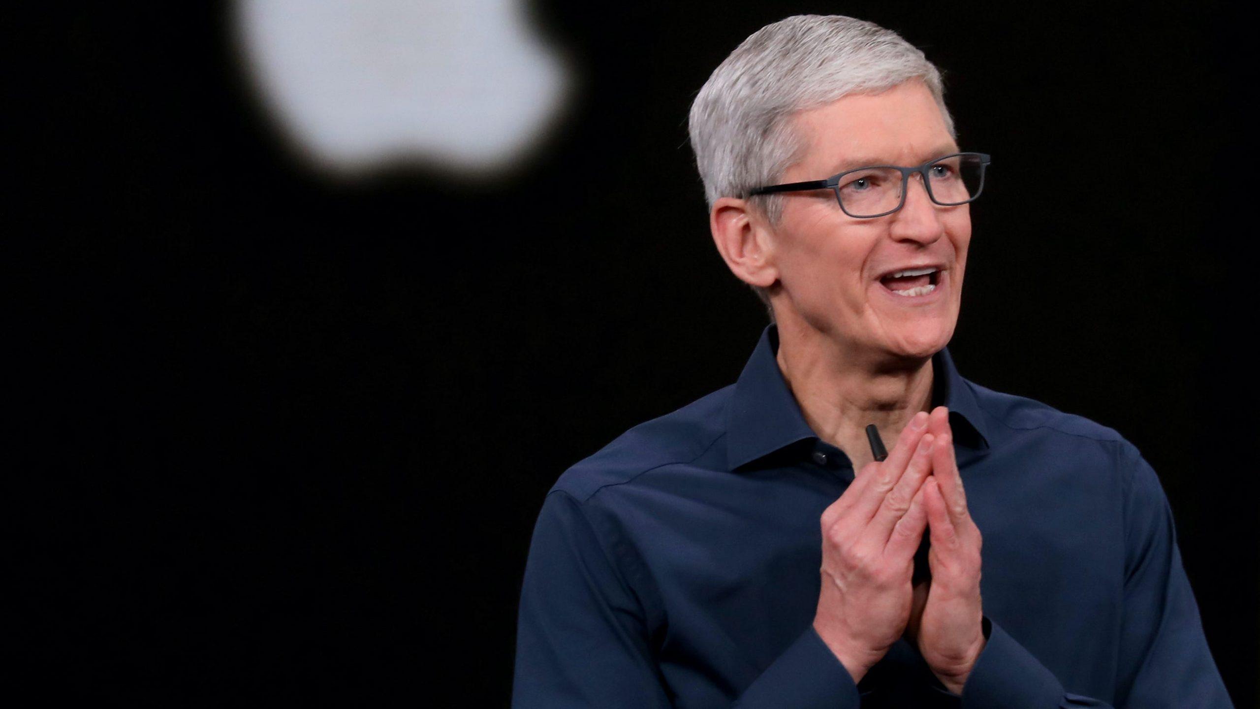 Tim cook receberá última parcela de us$ 750 milhões pelo cargo de ceo da apple