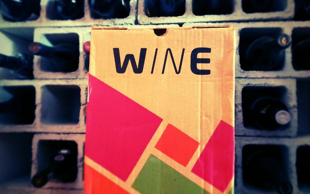 Site de clube de vinhos, a wine está com 15 vagas de estágio
