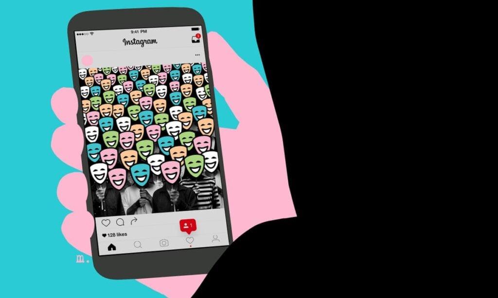 Facebook admite que instagram é prejudicial para saúde mental de adolescentes