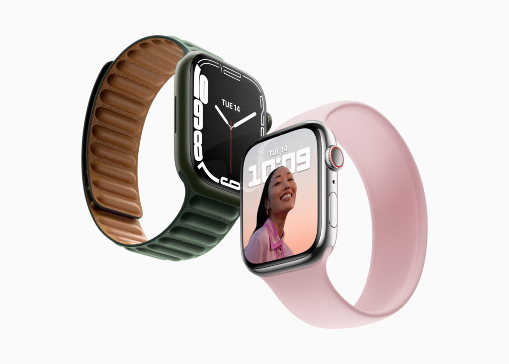Apple watch series 7 conta com design novo e é o relógio mais resistente da empresa