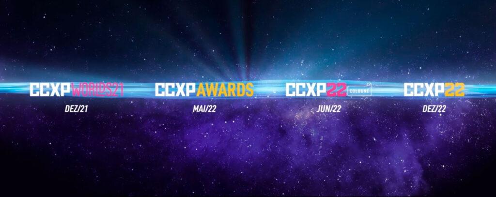 Ccxp 2021: edição deste ano será online novamente; saiba tudo sobre o evento