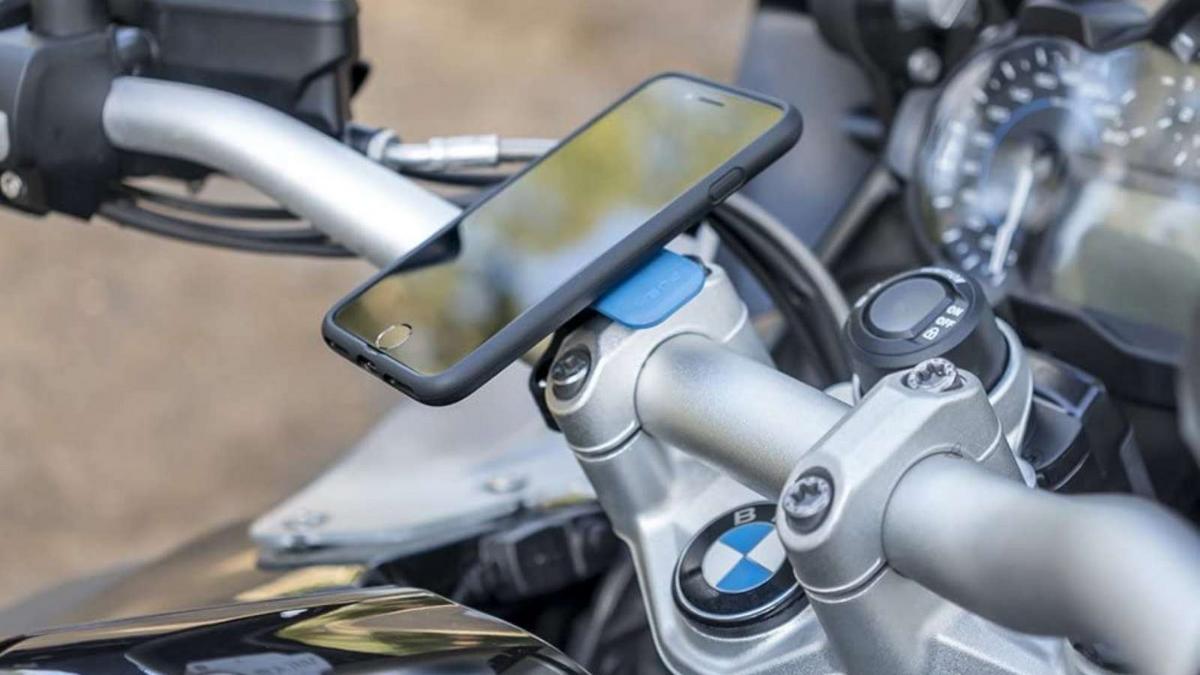 Vibrações em motos podem danificar câmeras de iphones, diz apple