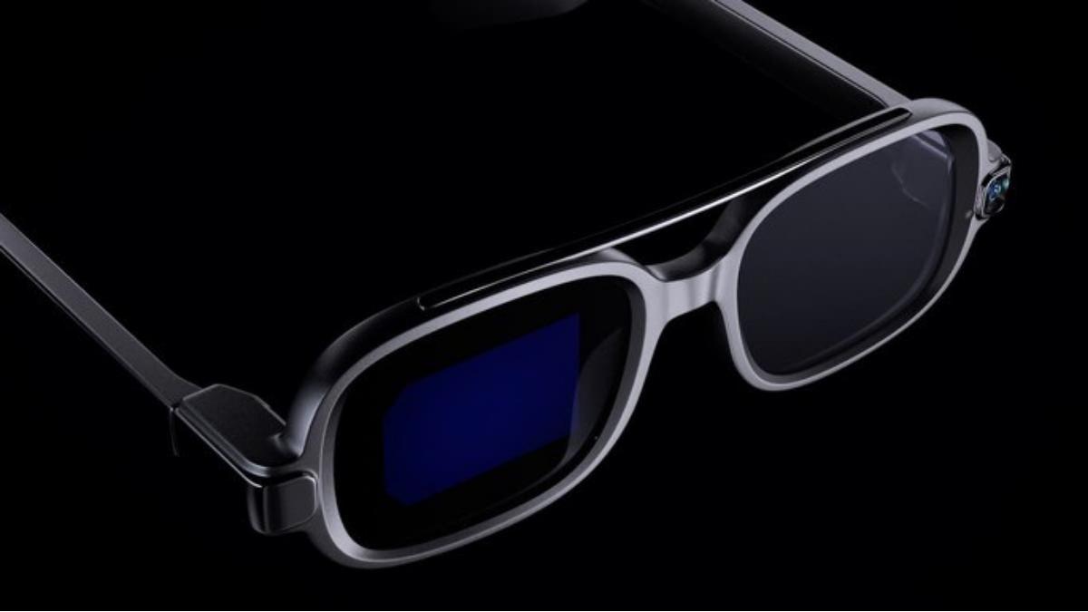 Óculos inteligente da xiaomi é revelado com tela microled