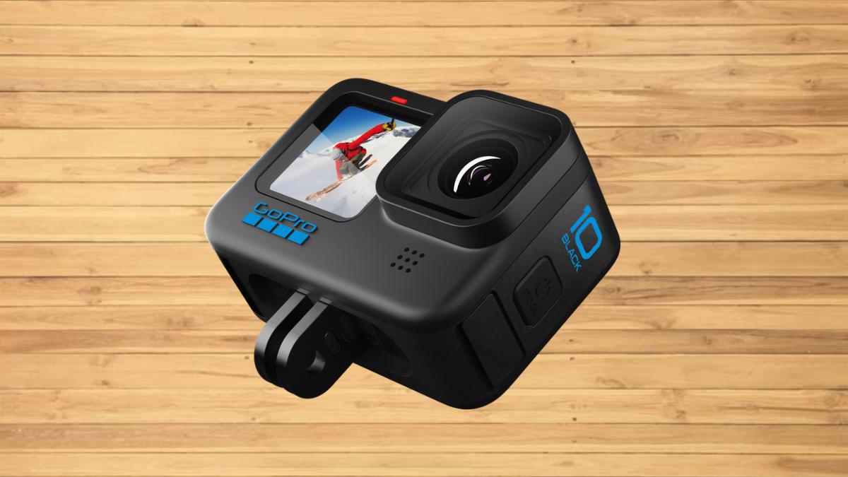 Gopro lança a hero10 black, câmera com mais estabilidade para gravações