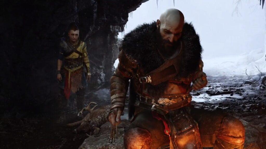 God of war: ragnarok na playstation showcase 2021: veja o trailer e tudo que rolou no evento!