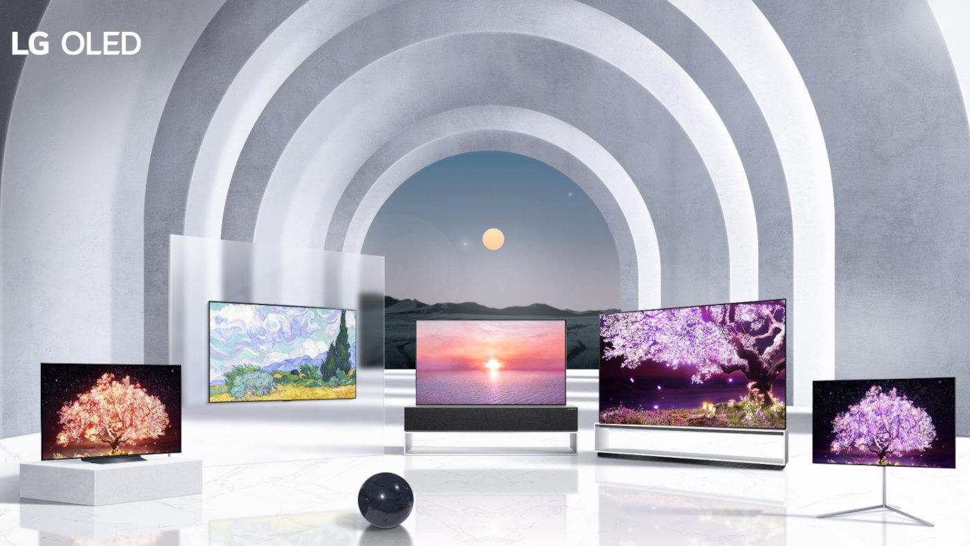 Oled week: lg anuncia promoções especiais para a sua linha de tvs oled