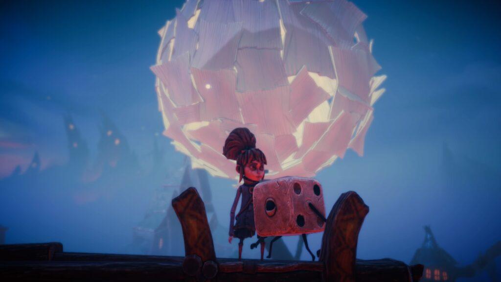 Review: lost in random é um dos destaques do ano com fantástico mundo sombrio