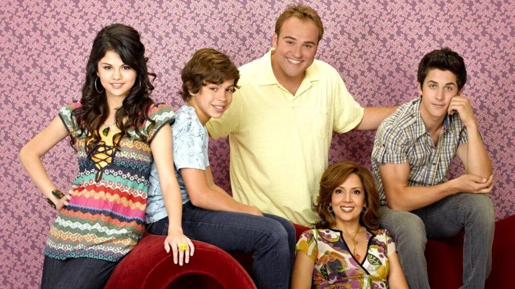 Imagem da família protagonista do show