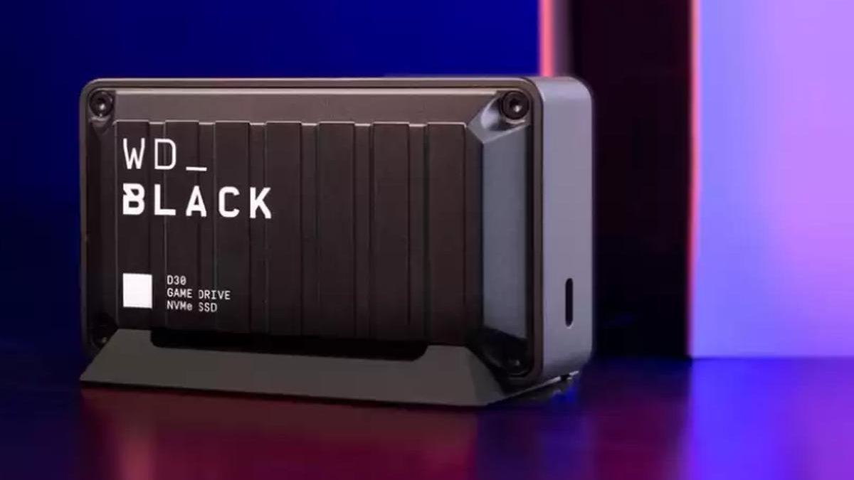 Review: ssd wd black d30 game drive