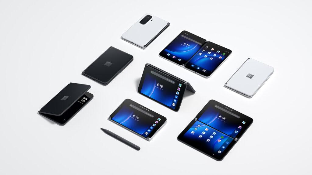 O surface duo 2 é o smartphone dobrável da microsoft e promete ser um dos grandes concorrentes nesse mercado