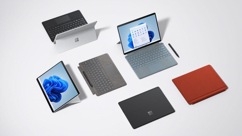 Surface pro x, o novo pc de entrada apresentado no evento damicrosoft