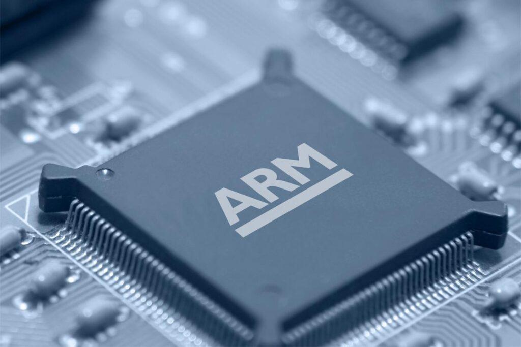 A arm é uma das maiores fabricantes de chips do mundo, como os usados em processadores e placas de vídeo