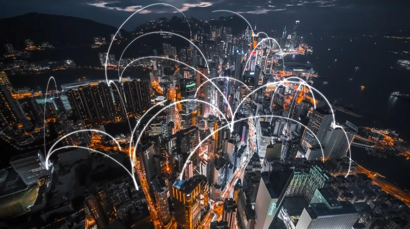 Cidades inteligentes da qualcomm