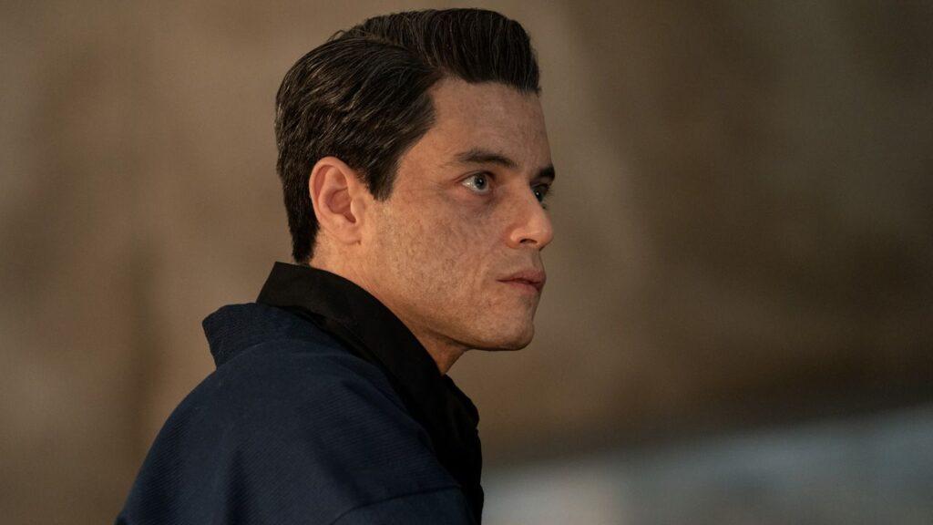 Rami malek interpreta safin, novo vilão de sem tempo para morrer