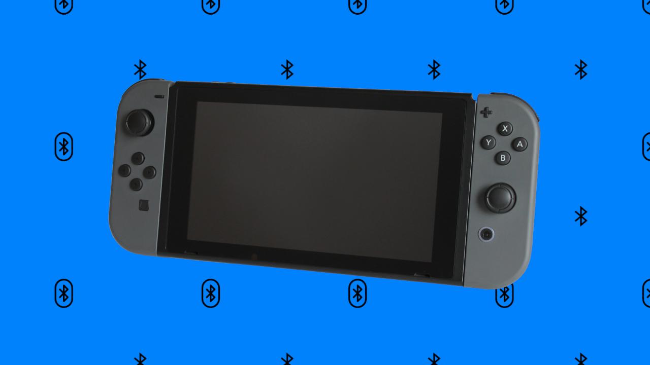 Atualização libera fones bluetooth no nintendo switch