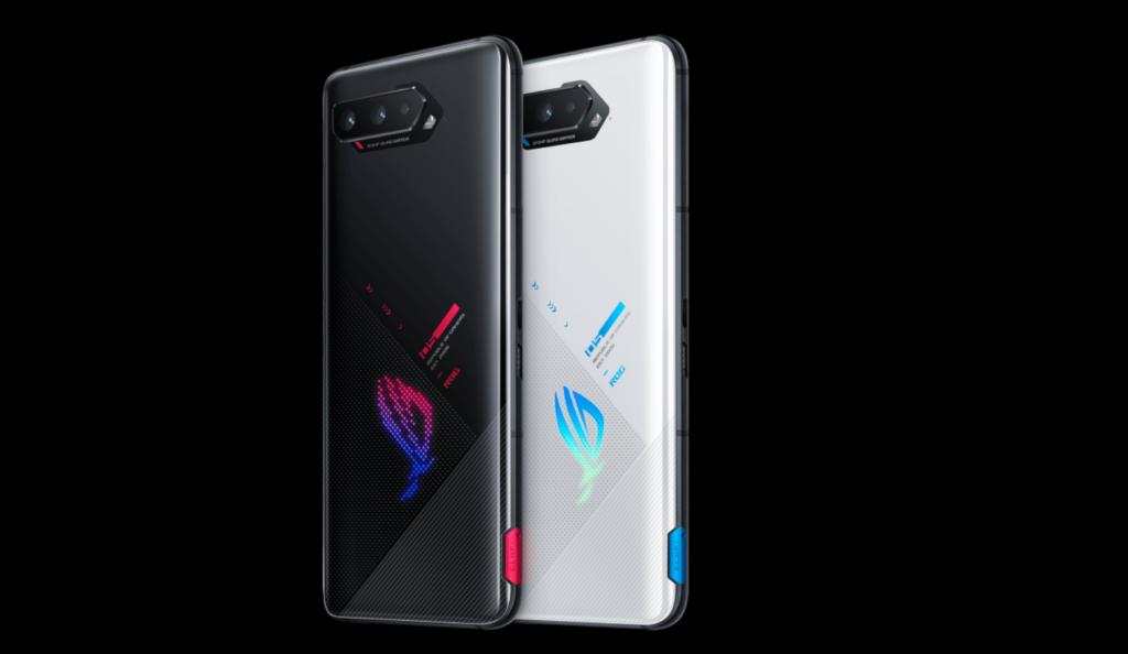 Asus lança rog phone 5s no brasil com poderoso processador snapdragon 888+