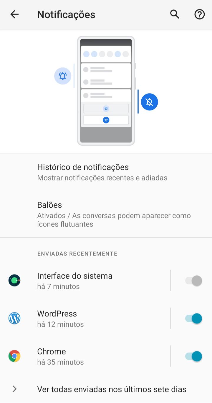 Reabra notificações fechadas - dicas e truques que melhoram qualquer smartphone android