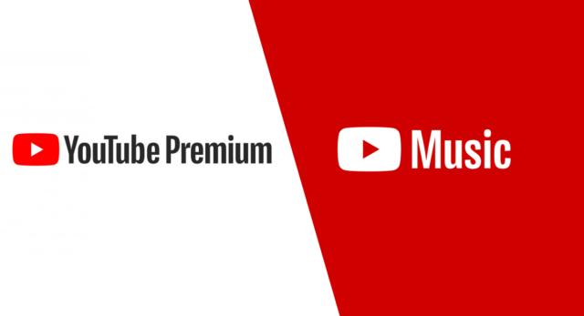 Youtube premium e youtube music premium