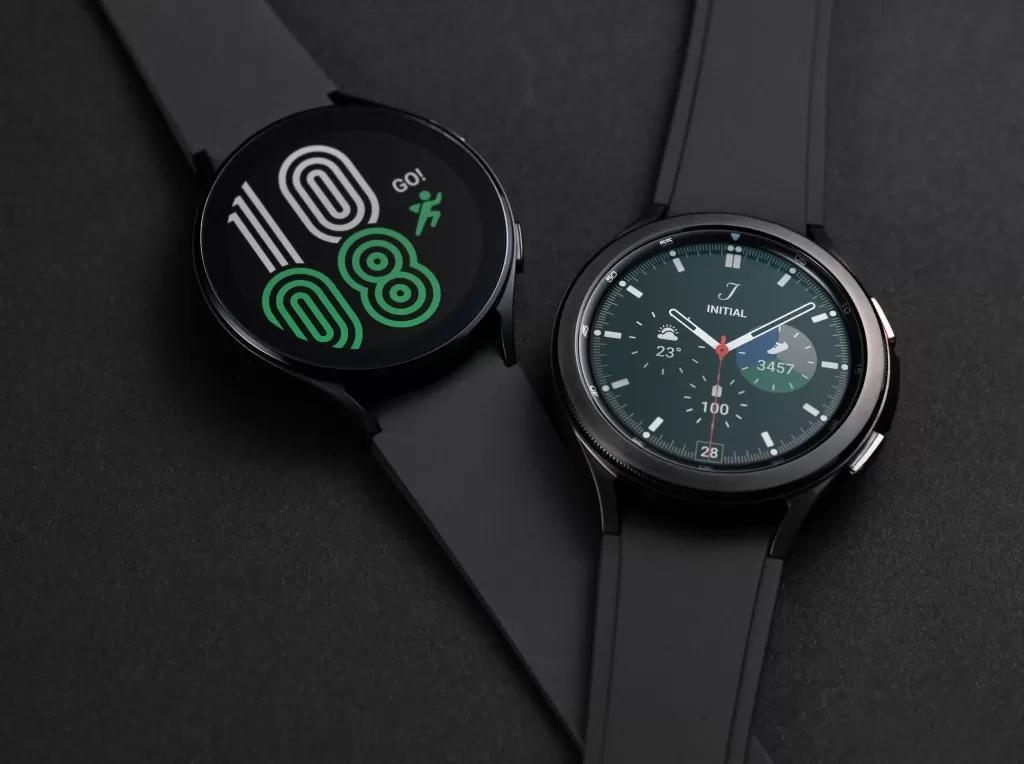 Galaxy watch4 moderno e clássico