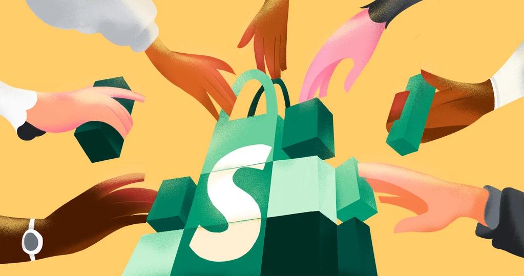 Tráfego do shopify ultrapassa a amazon pela primeira vez. A amazon, que tem o histórico imbatível em vendas, talvez tenha que se preocupar com o aumento no tráfego do shopify; entenda o caso