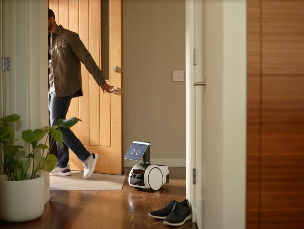 Astro - mobilidade em casa