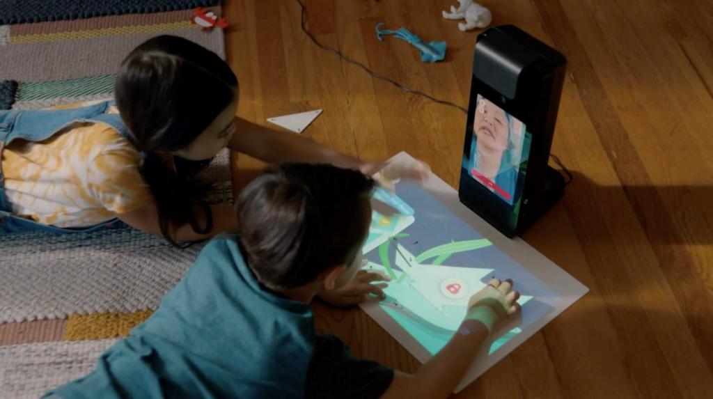 Amazon glow desenho