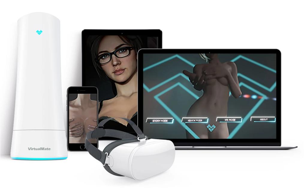 Misturando realidade virtual e sexo