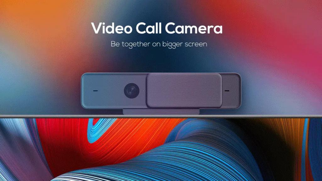 Tv tcl camera