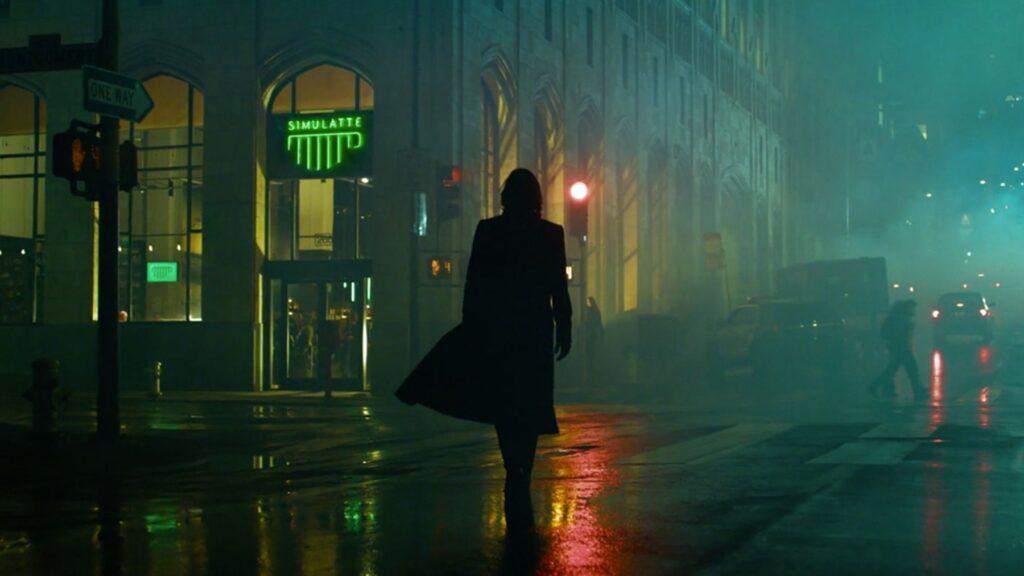 Primeiro teaser de matrix 4 é lançado anunciando o trailer completo para quinta-feira, dia 9. Site interativo de matrix 4 é lançado trazendo diferentes teasers para a divulgação do trailer completo na quinta-feira, dia 9