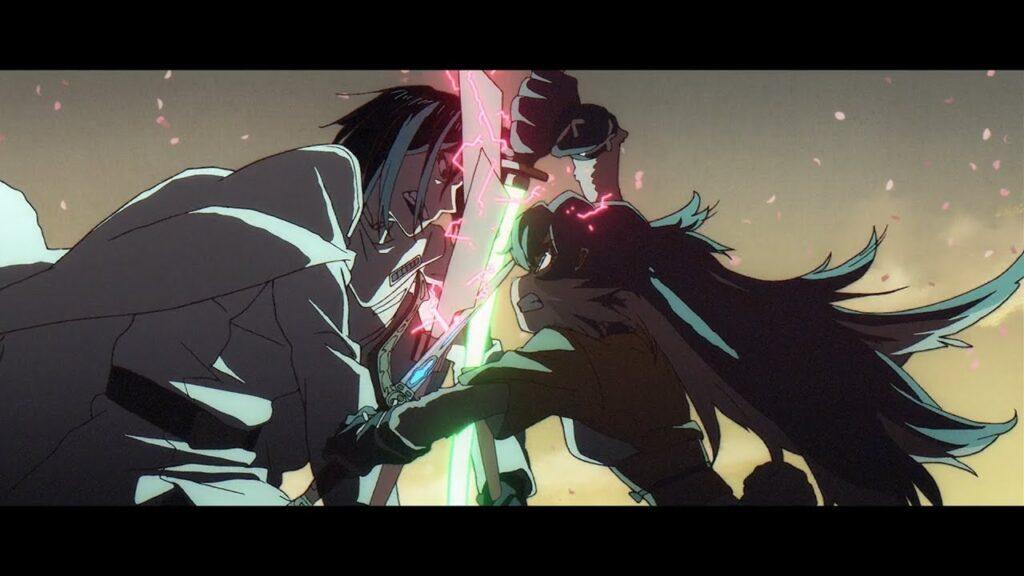 Star wars visions, antologia em anime da série, chegou hoje (22) na disney+. Star wars visions traz sete estúdios diferentes para mostrar diversas histórias em estilo anime dentro do universo de star wars