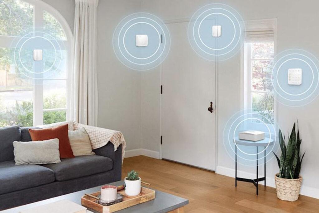 Ring alarm pro presentado no evento de novos produtos da amazon
