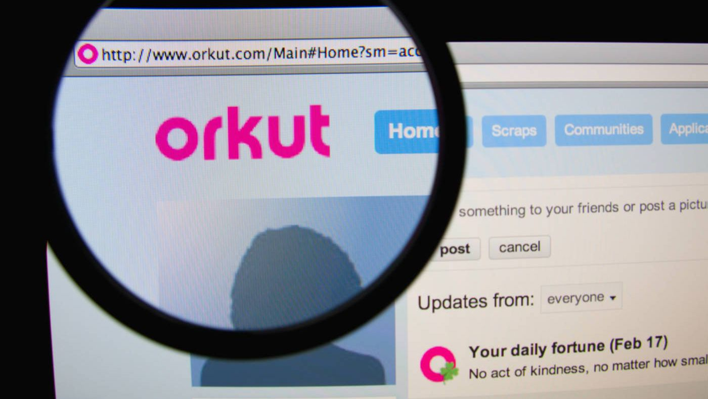 Site do orkut